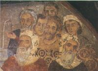 Boyana Church Mural